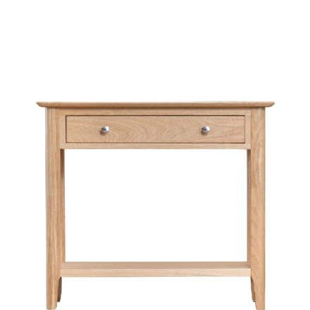 Newhaven Oak Console Table